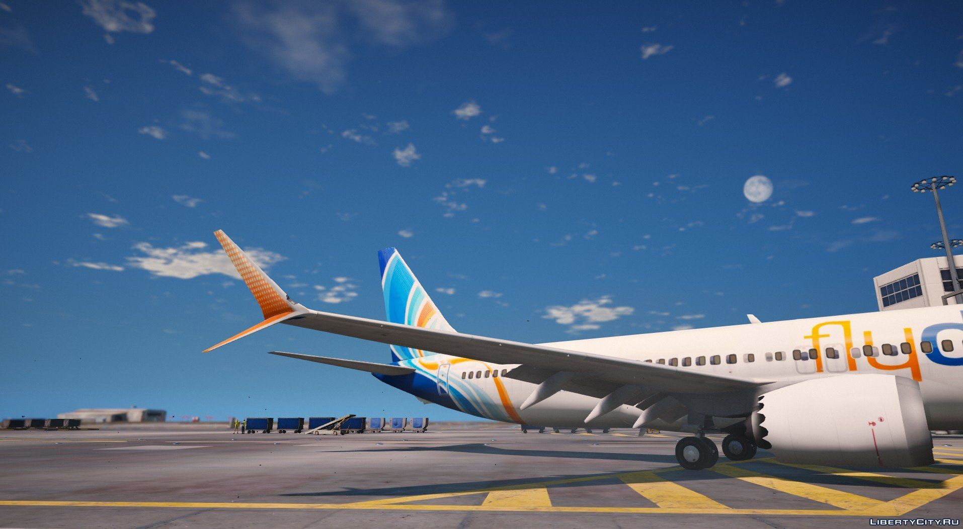 Boeing 737-MAX 8 [Add-On] 2 0 for GTA 5