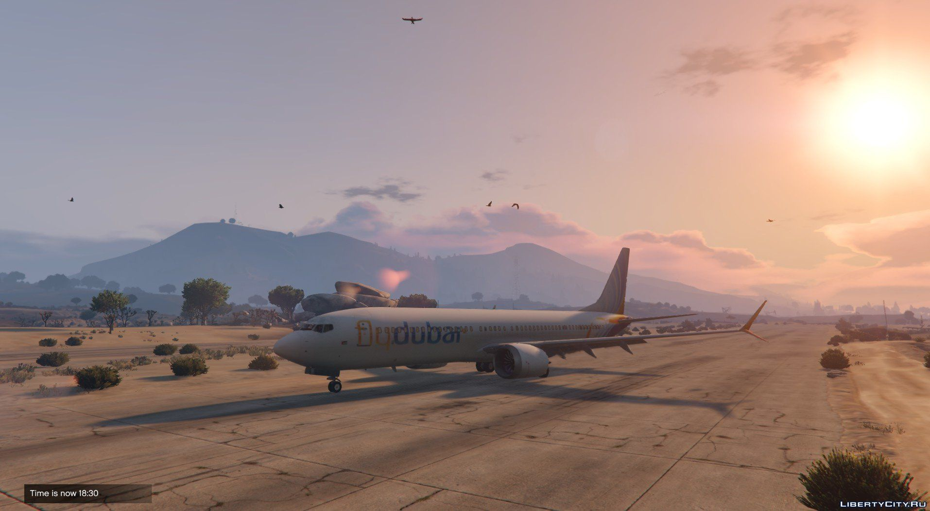 Boeing 737 MAX 8 [Add-On] 1 0 for GTA 5