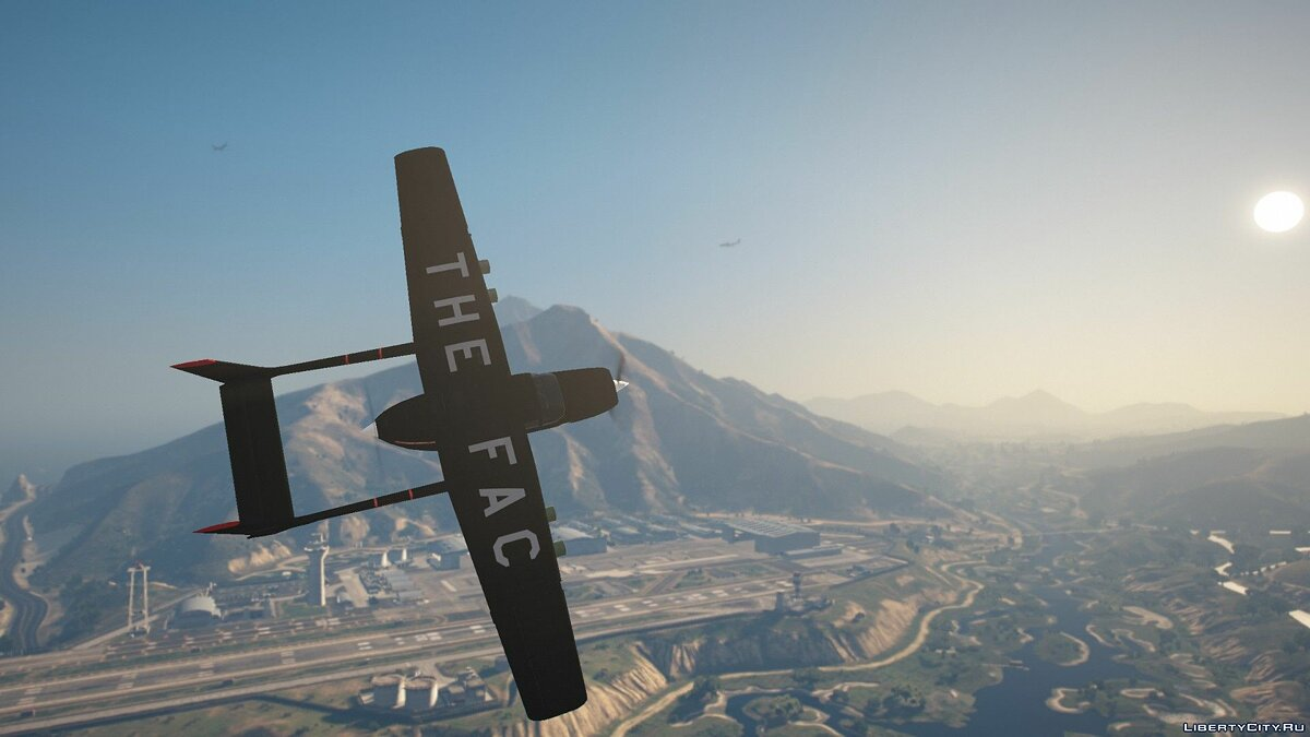 Planes and helicopters USAF [Armed] 337 / O-2 Cessna Skymaster [Add-On] 1.0 for GTA 5