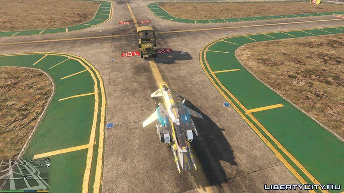 Planes and helicopters WB43 [Add-On] for GTA 5