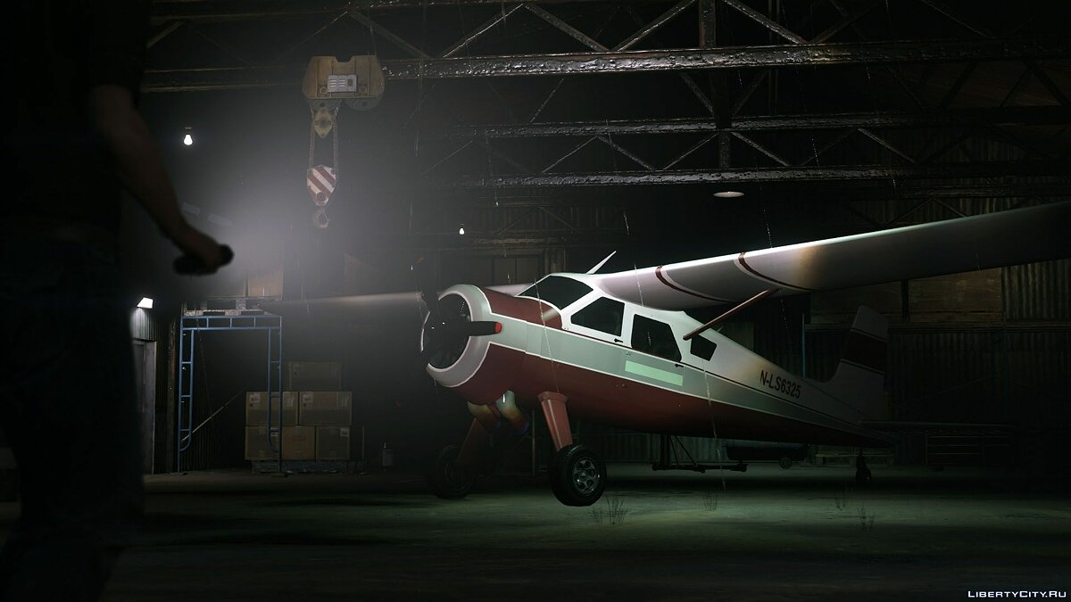 Planes and helicopters Mammoth Scamp [Add-On] 1.0 for GTA 5