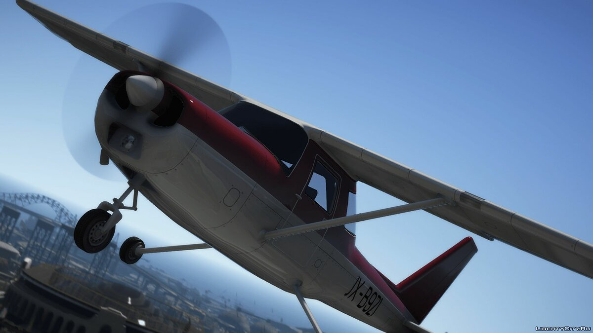Planes and helicopters Dodo from GTA 3 [Add-on / Replace] 1.0 for GTA 5