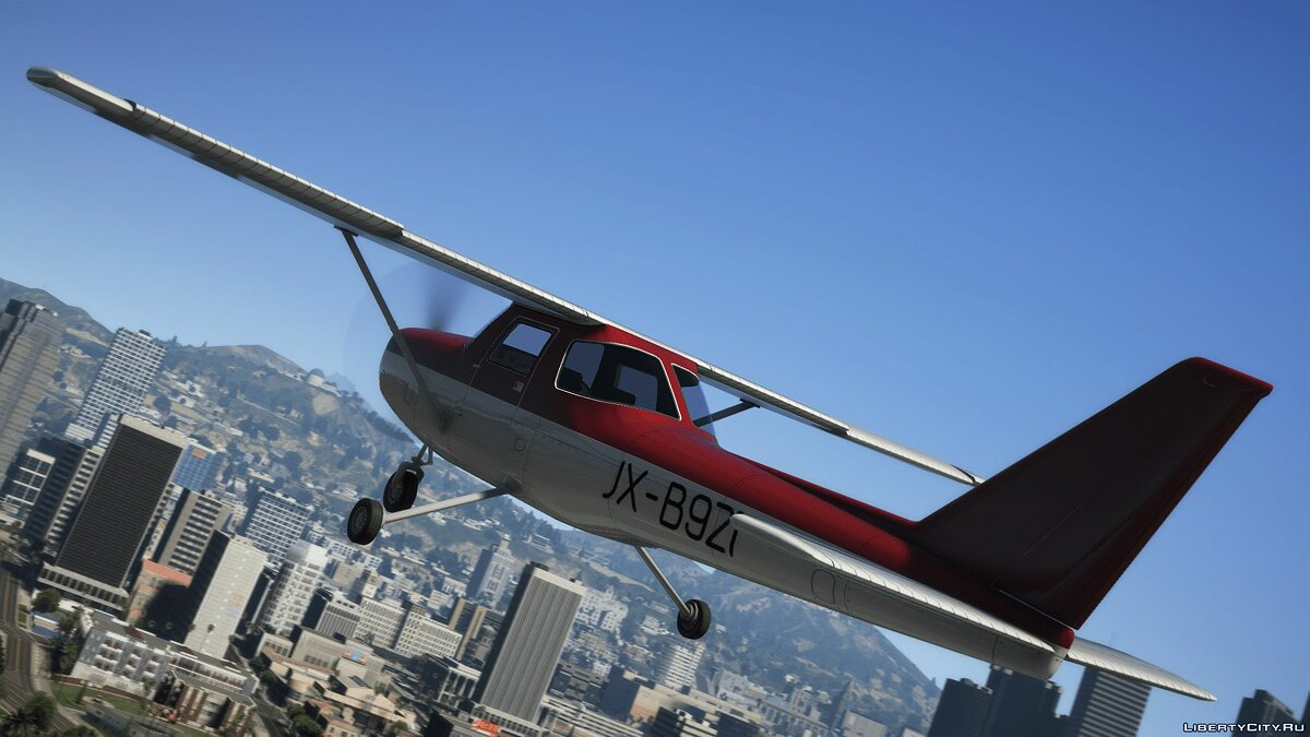 Planes and helicopters Dodo from GTA 3 for GTA 5