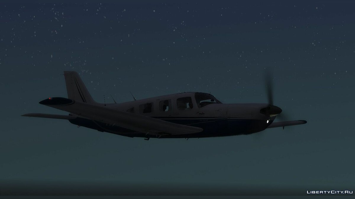 Planes and helicopters Embraer EMB-721 D [Add-on] for GTA 5