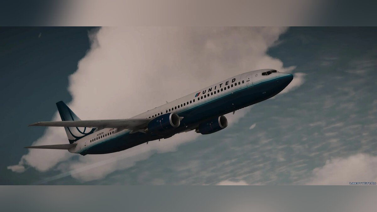 Planes and helicopters Boeing 737-900 [Add-On | Liveries] 1.0 for GTA 5
