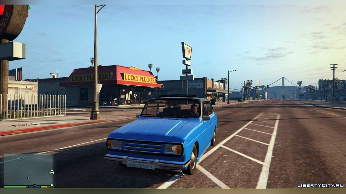 Anadol car Anadol A2 for GTA 5