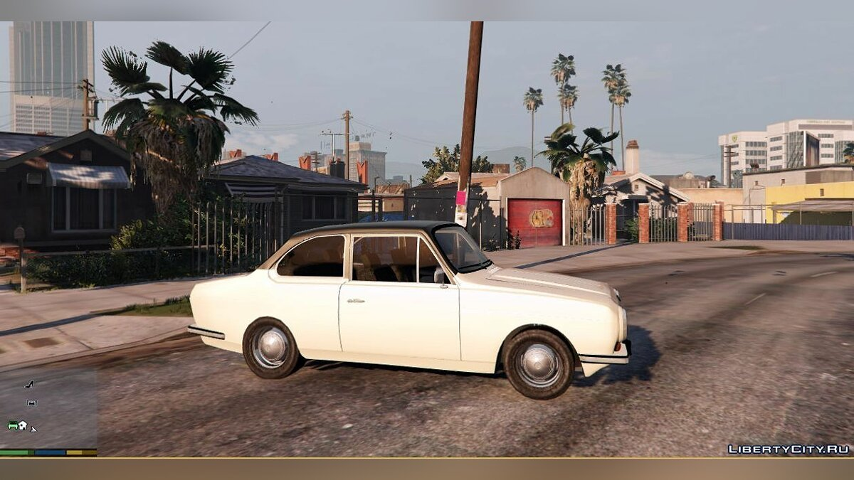 Anadol car Anadol A1 for GTA 5