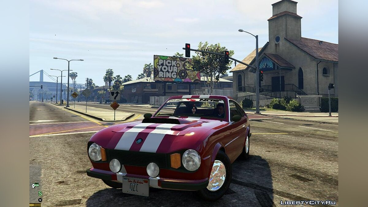 Anadol car Anadol STC (ScooTürk) for GTA 5