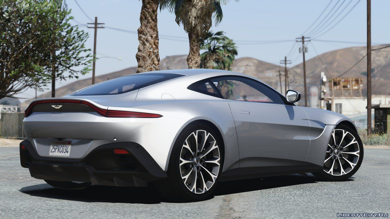 2019 Aston Martin Vantage Add On Replace V2 0 For Gta 5