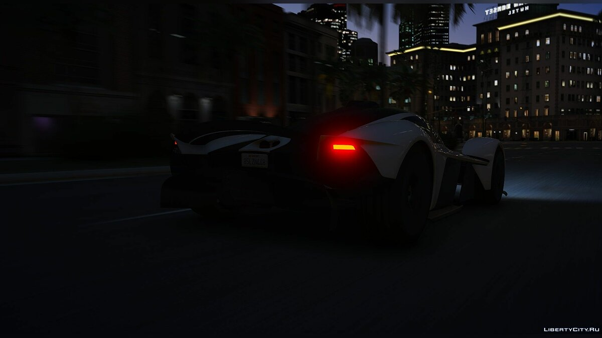 Aston Martin car Aston Martin Valkyrie 2018 [Add-On] 1.0 for GTA 5