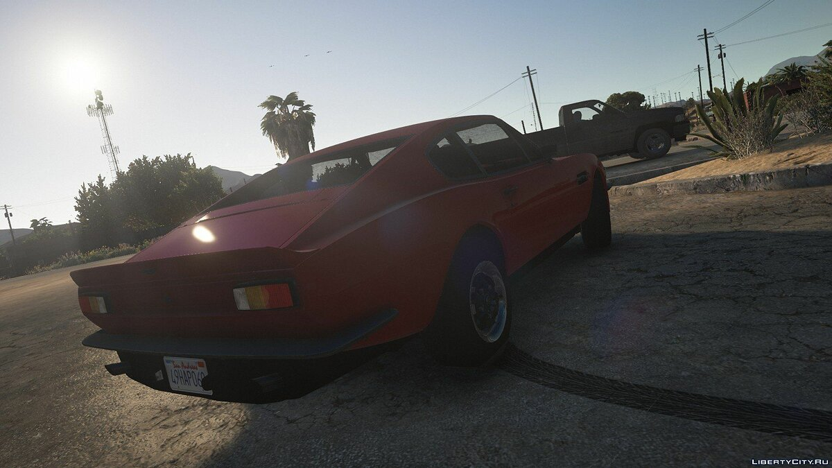 Aston Martin car 1977 Aston Martin V8 Vantage [Add-On] 1.0 for GTA 5