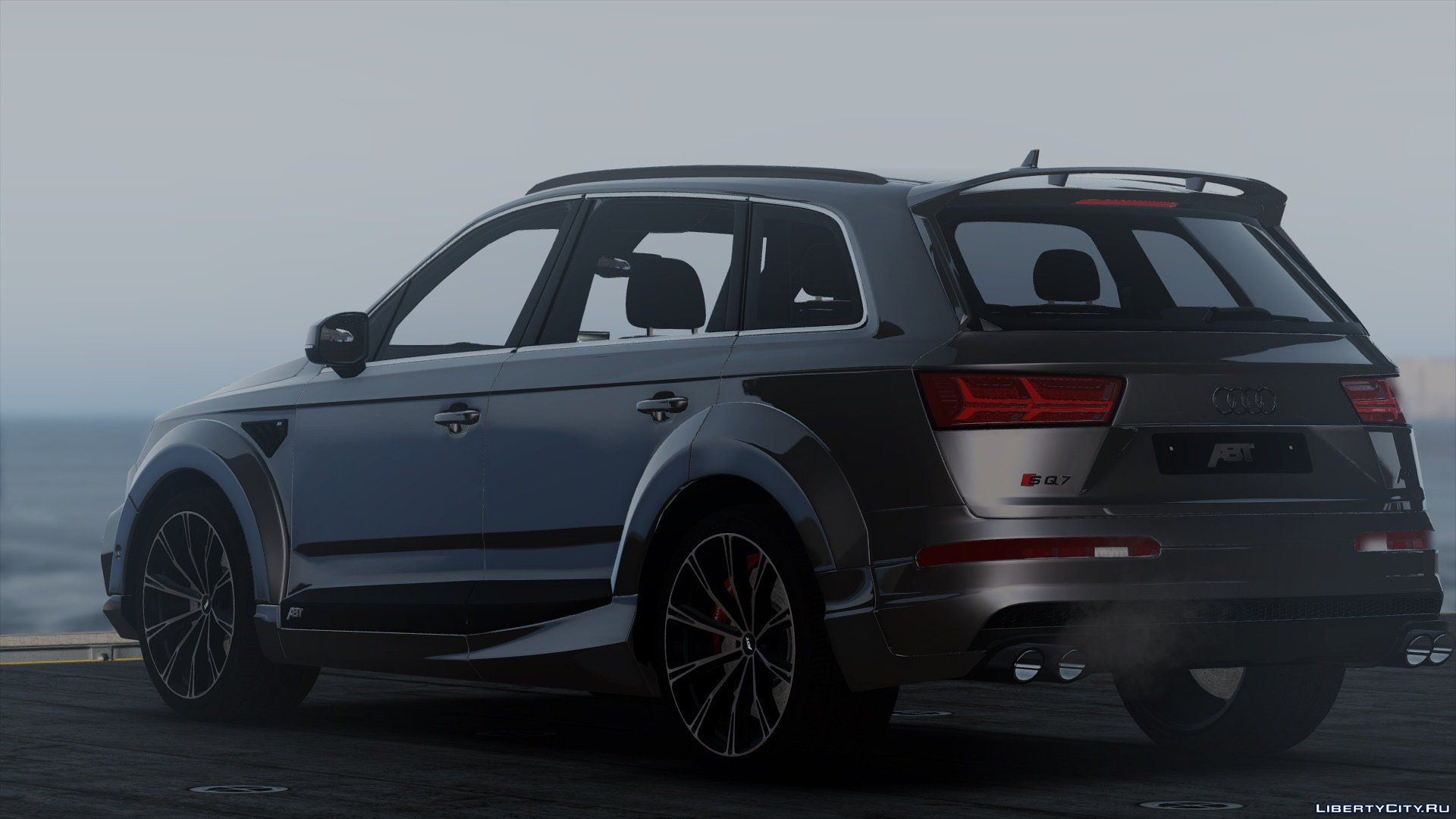 audi sq7 2016 add on abt tuning 1 1 for gta 5. Black Bedroom Furniture Sets. Home Design Ideas