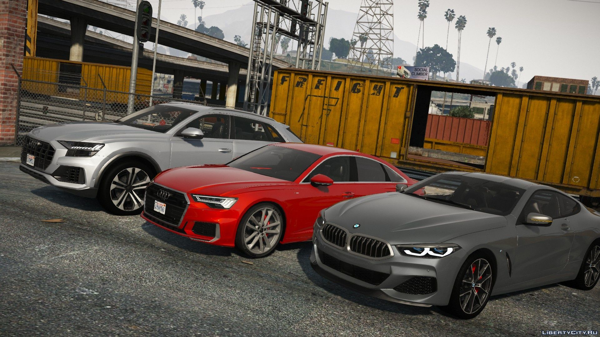 2019 Audi A6 55 Tfsi Quattro S Line 1 1 For Gta 5