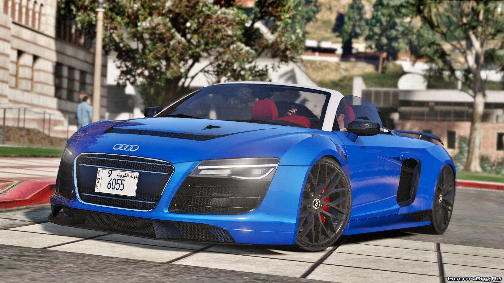 2013 audi r8 v10 ppi razor tuning add on 1 2 for gta 5. Black Bedroom Furniture Sets. Home Design Ideas