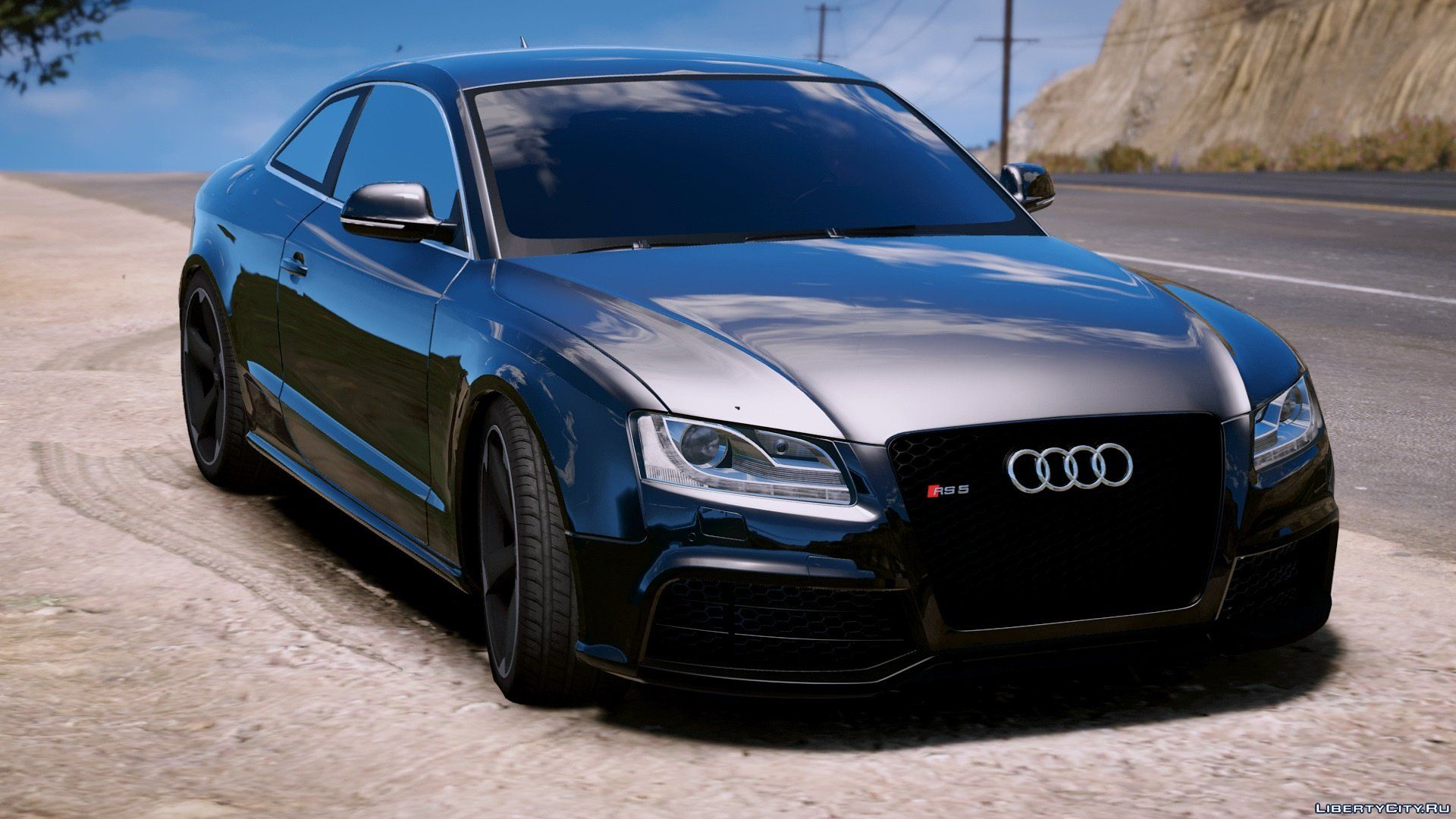 Audi Rs5 2011 Add On Replace 1 3 For Gta 5