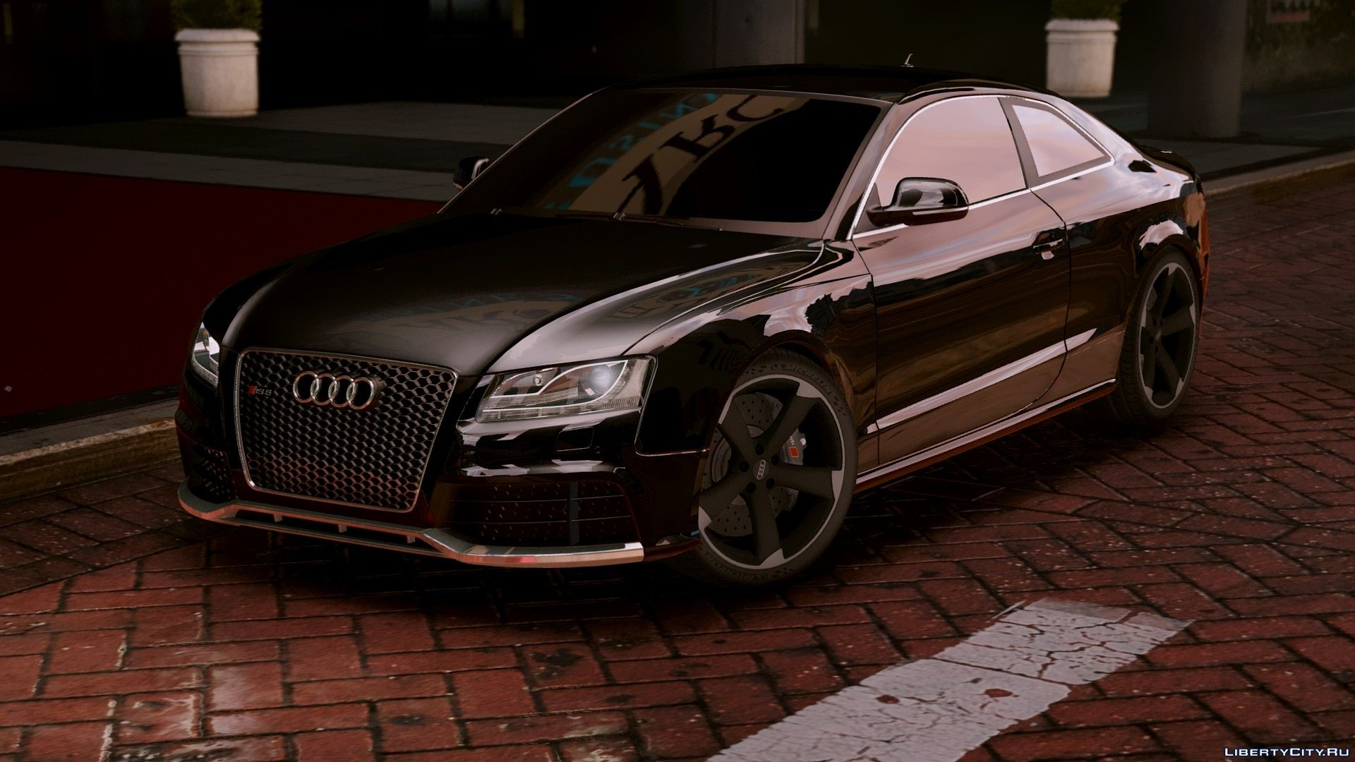 Audi Rs5 2011 Add On Replace Tuning 1 8 For Gta 5