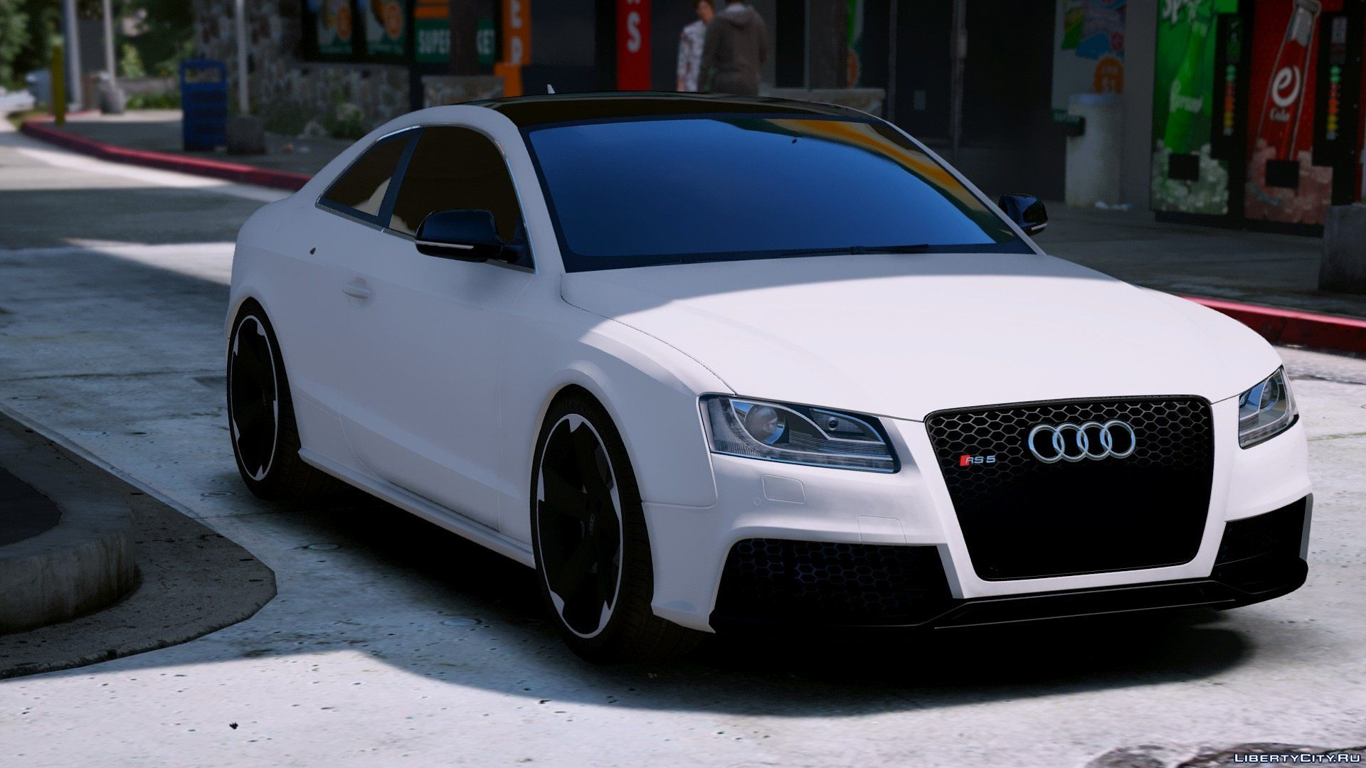 Audi Rs5 2011 Add On Replace Tuning 1 5 For Gta 5