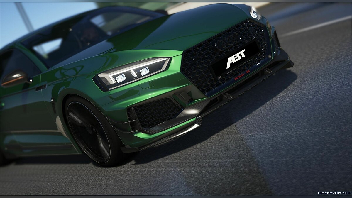 Audi car Audi RS5-R ABT [Add-on] 0.9 for GTA 5