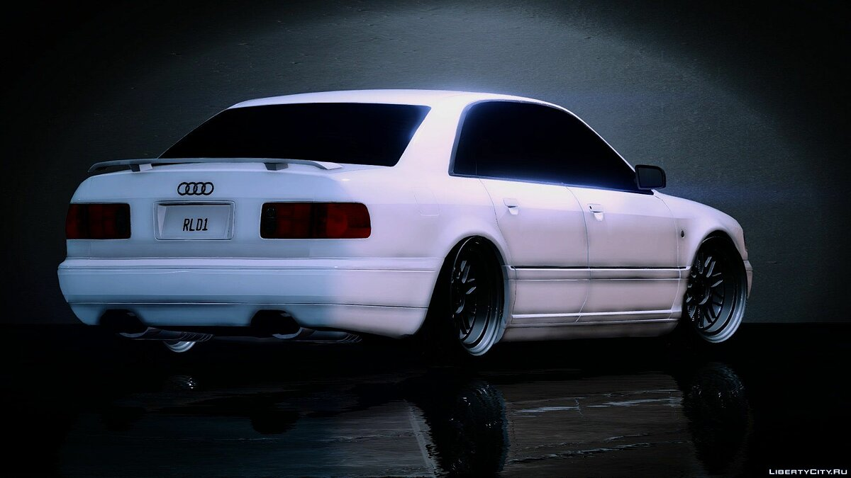 Audi car 1998 Audi S8 (D2/US/6SPD) [Add-On / Replace / Tuning / Extras] 1.1 for GTA 5