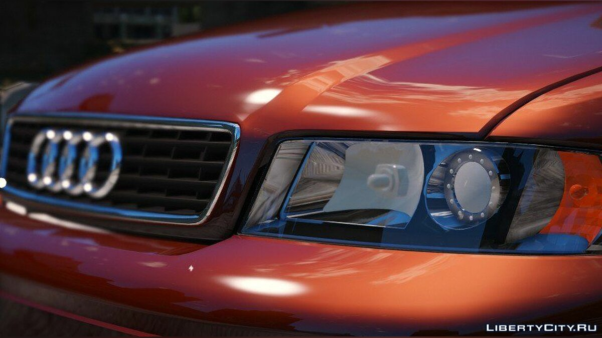 Audi car Audi A4 (Add-on / Replace) 1.1 for GTA 5