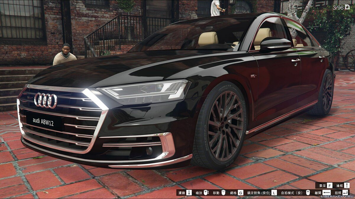 2018 Audi A8 W12 (D5) [Add-on] 0.1 beta for GTA 5