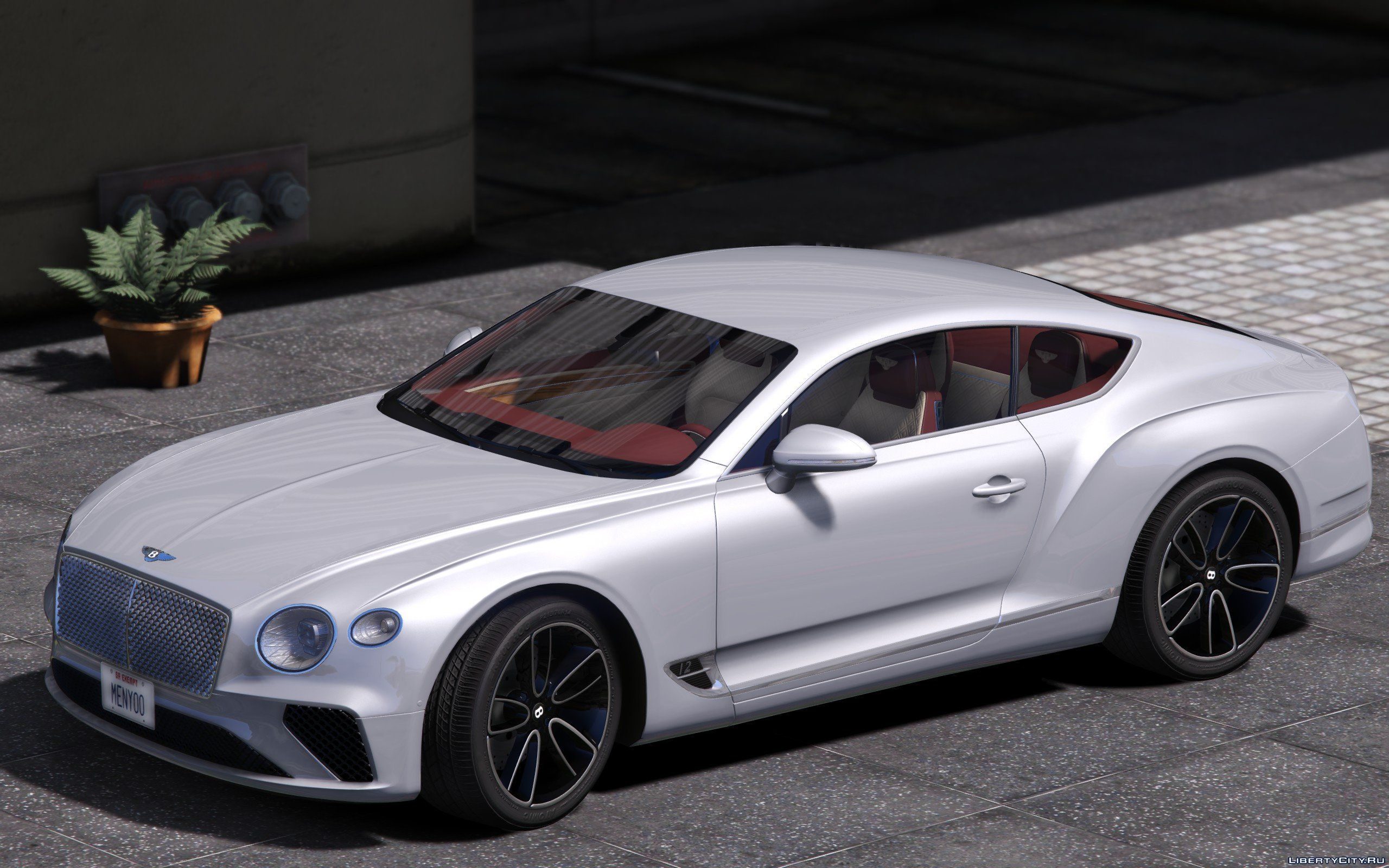 bentley continental gt 2018 1 0  replace    addon  1 0 for gta 5