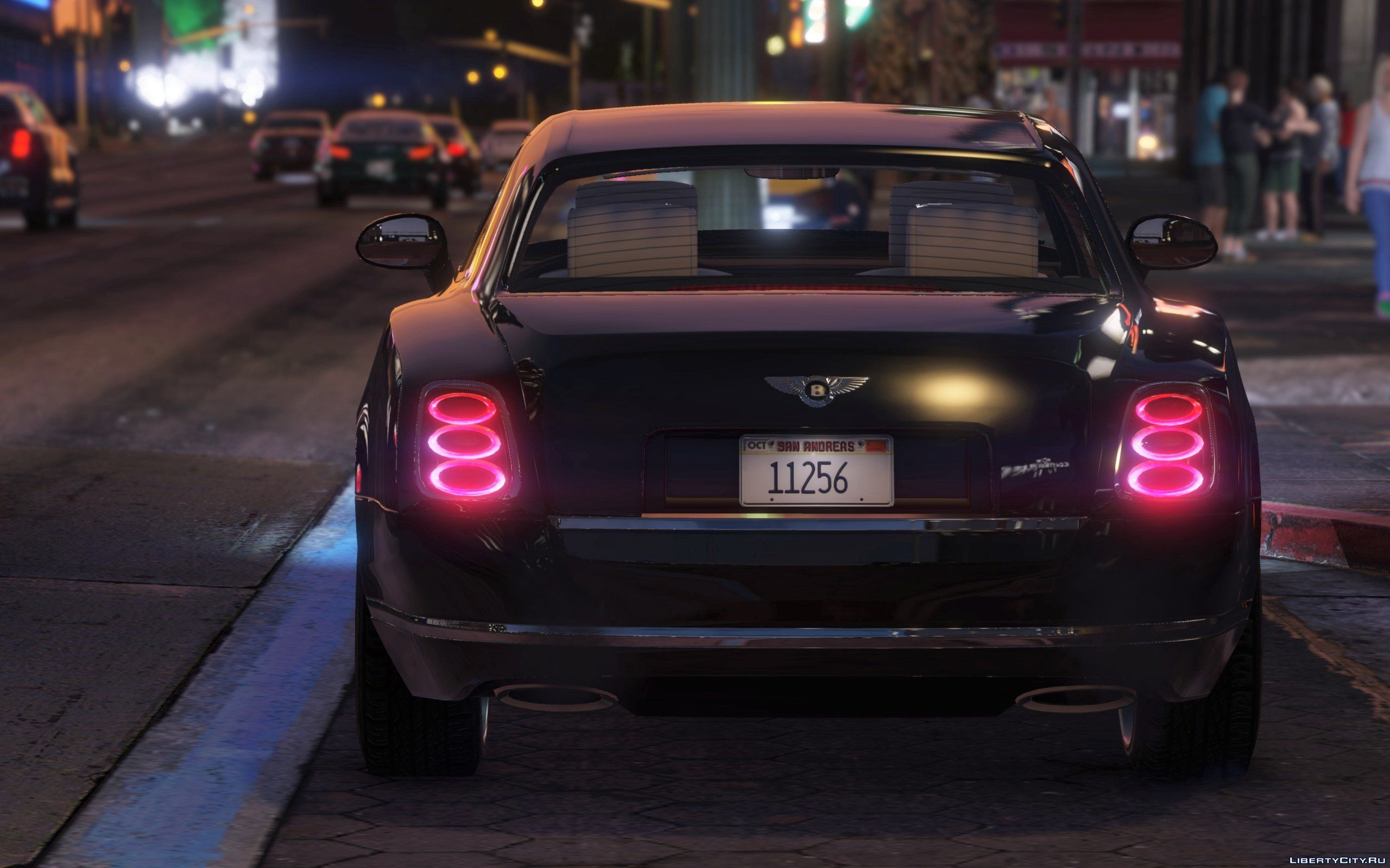 Bentley Mulsanne Mulliner 2013 [Add-On / Replace] 1.3 for GTA 5