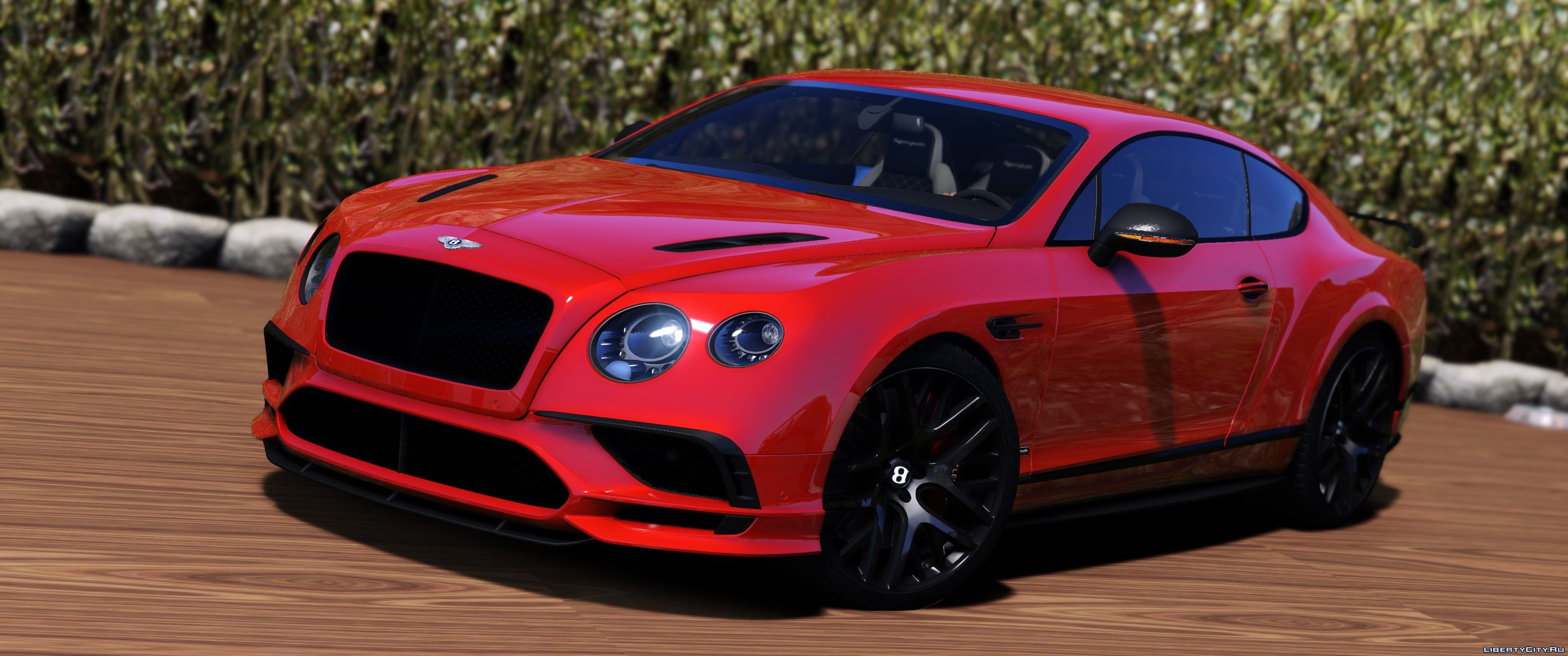 Category/bentley >> 2018 Bentley Continental Gt Supersports Add On Template