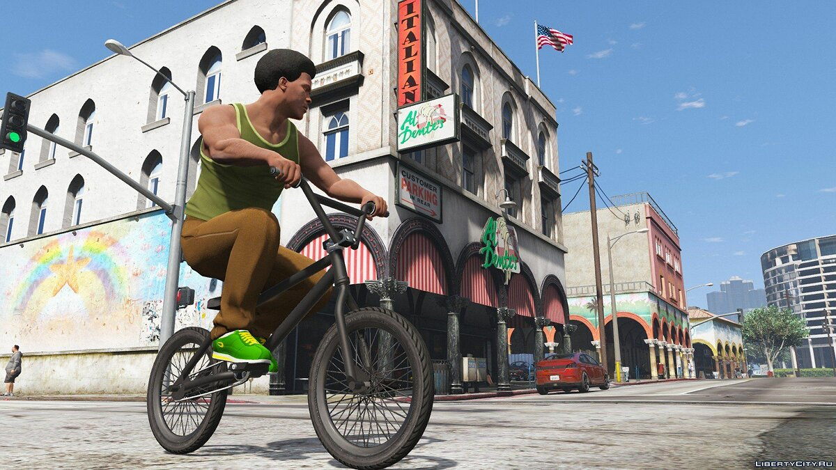 Bicycle BMX Custom [Add-On / Replace] 1.1 for GTA 5