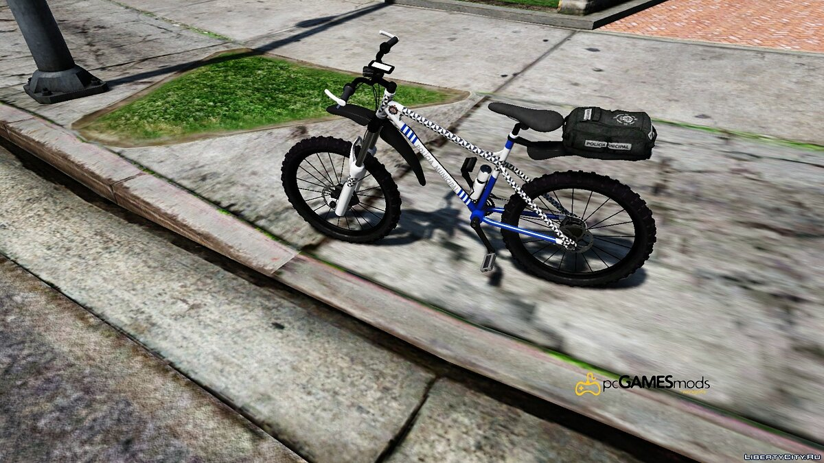 Bicycle Police bike for GTA 5