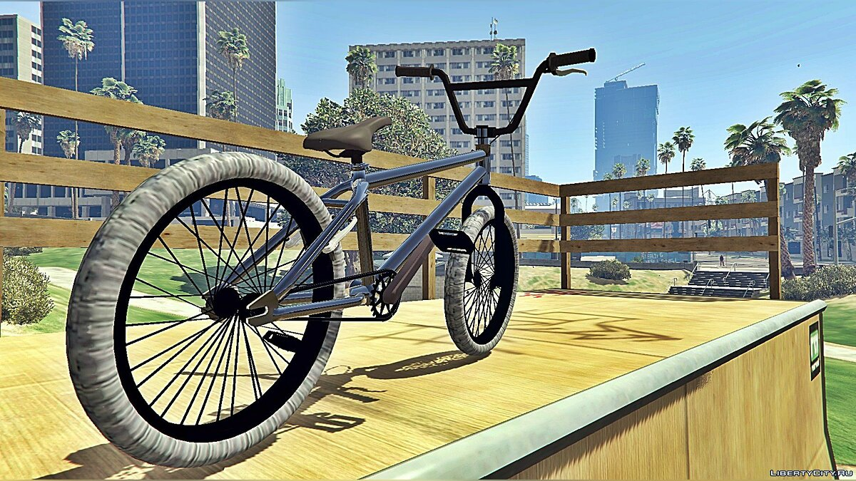 Bicycle BMX Poland [Addon / Replace] 1.2 for GTA 5