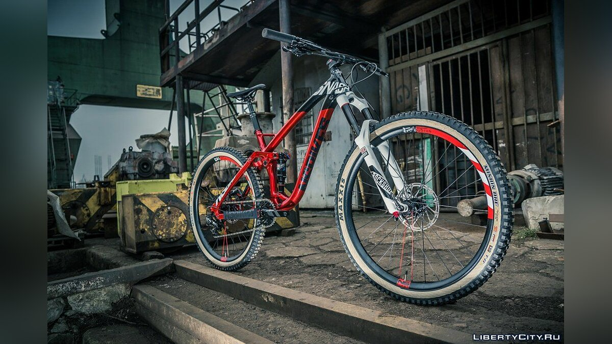 Bicycle NS BIKE SNABB T1 enduro 1.1 for GTA 5