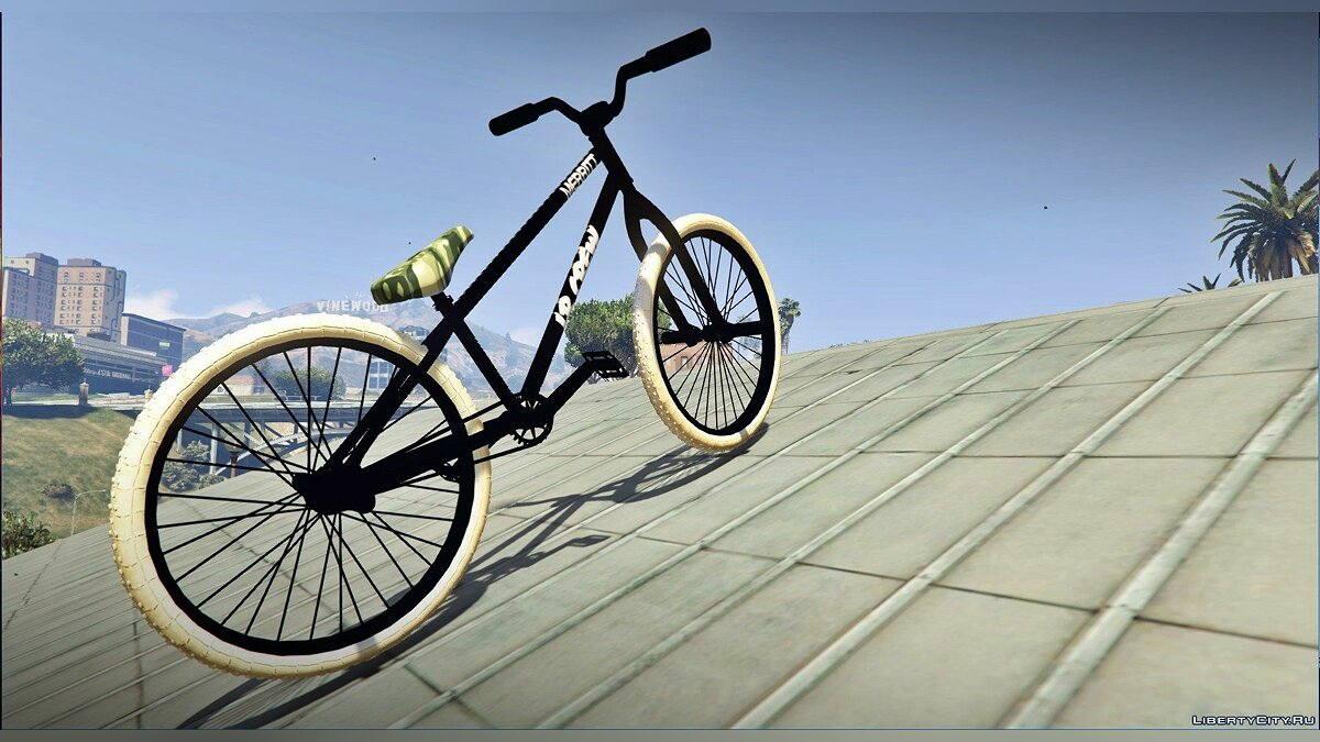 Bicycle MTB Zaiko Edition [Addon / Replace] 1.0 for GTA 5