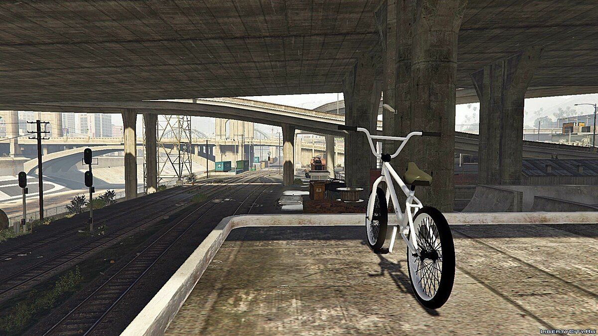 Bicycle BMX Wethepeople Justice 2013 [Addon / Replace] v1.2 for GTA 5