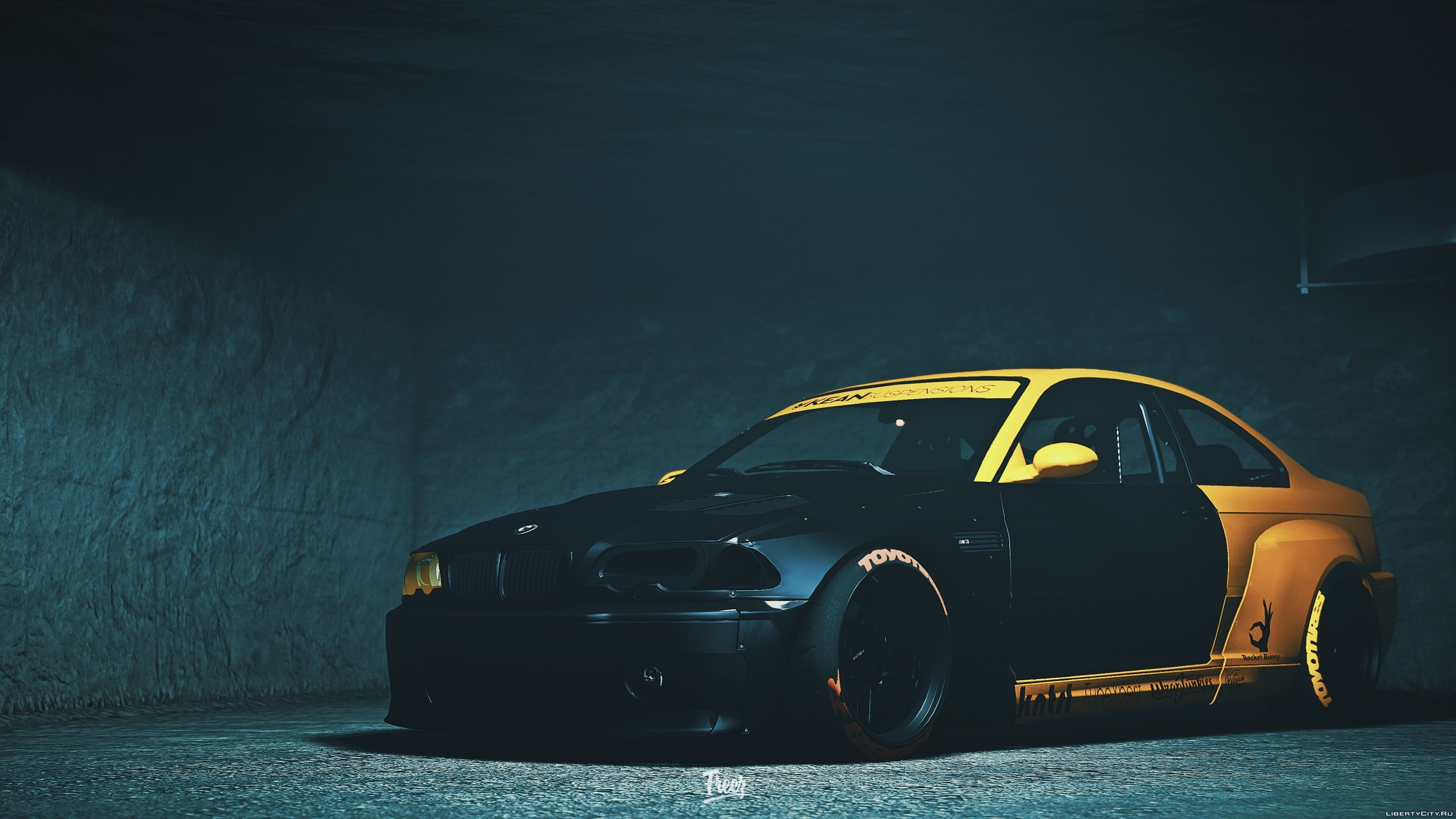 Bmw M3 E46 Csl 2005 Rocket Bunny Add On Replace 1 0 For Gta 5
