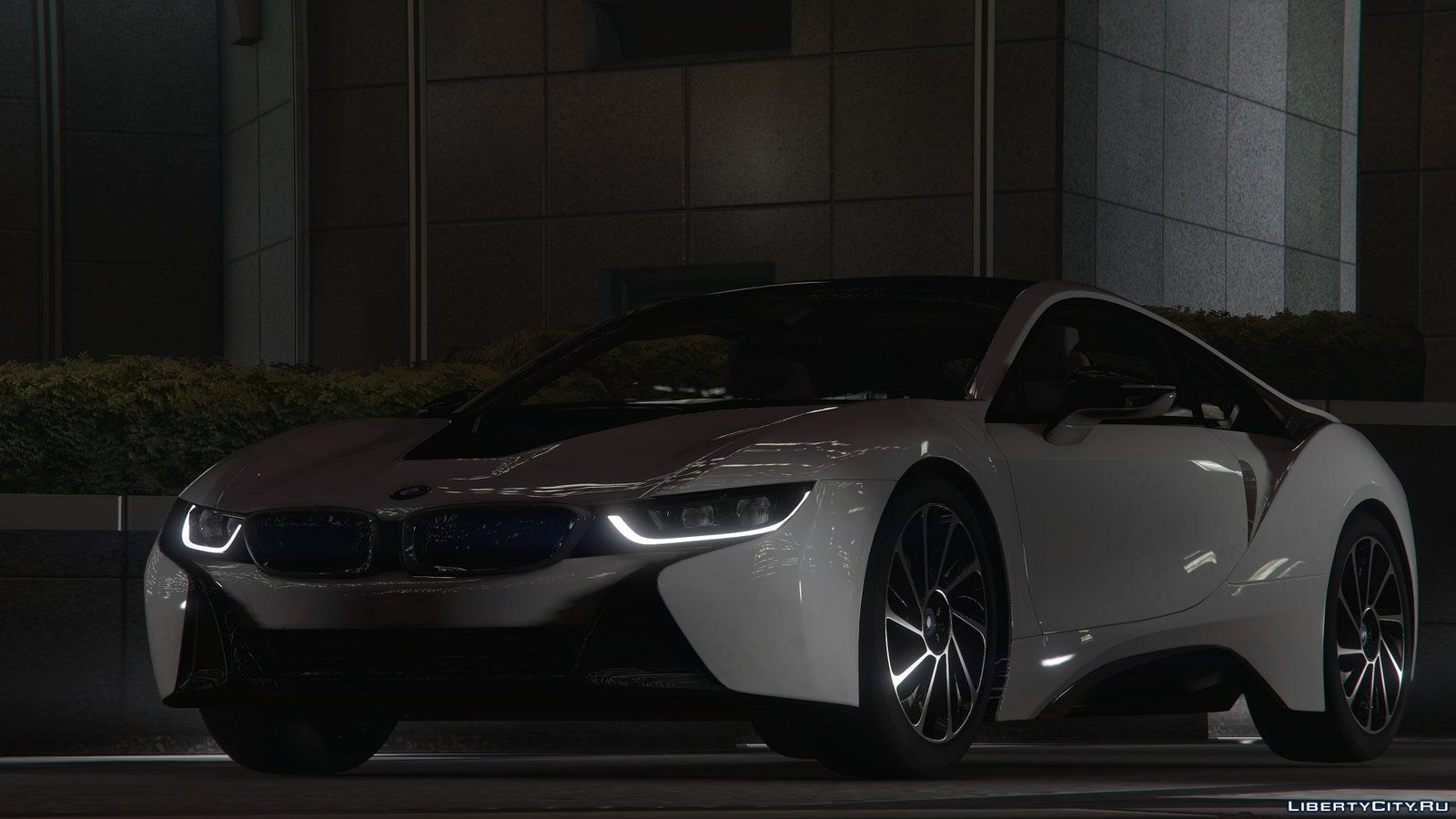 2015 Bmw I8 Add On V1 1 For Gta 5