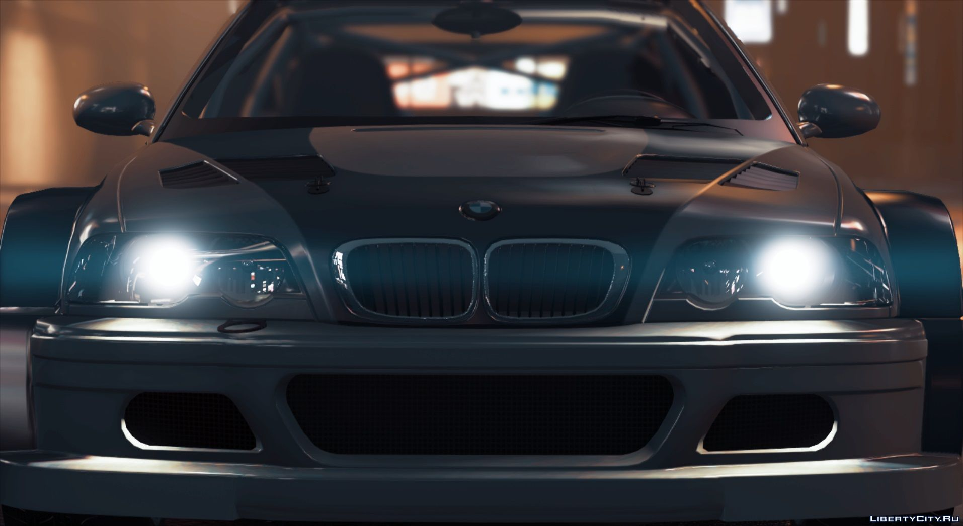 Bmw M3 Gtr E46 Of Need For Speed Most Wanted For Gta 5