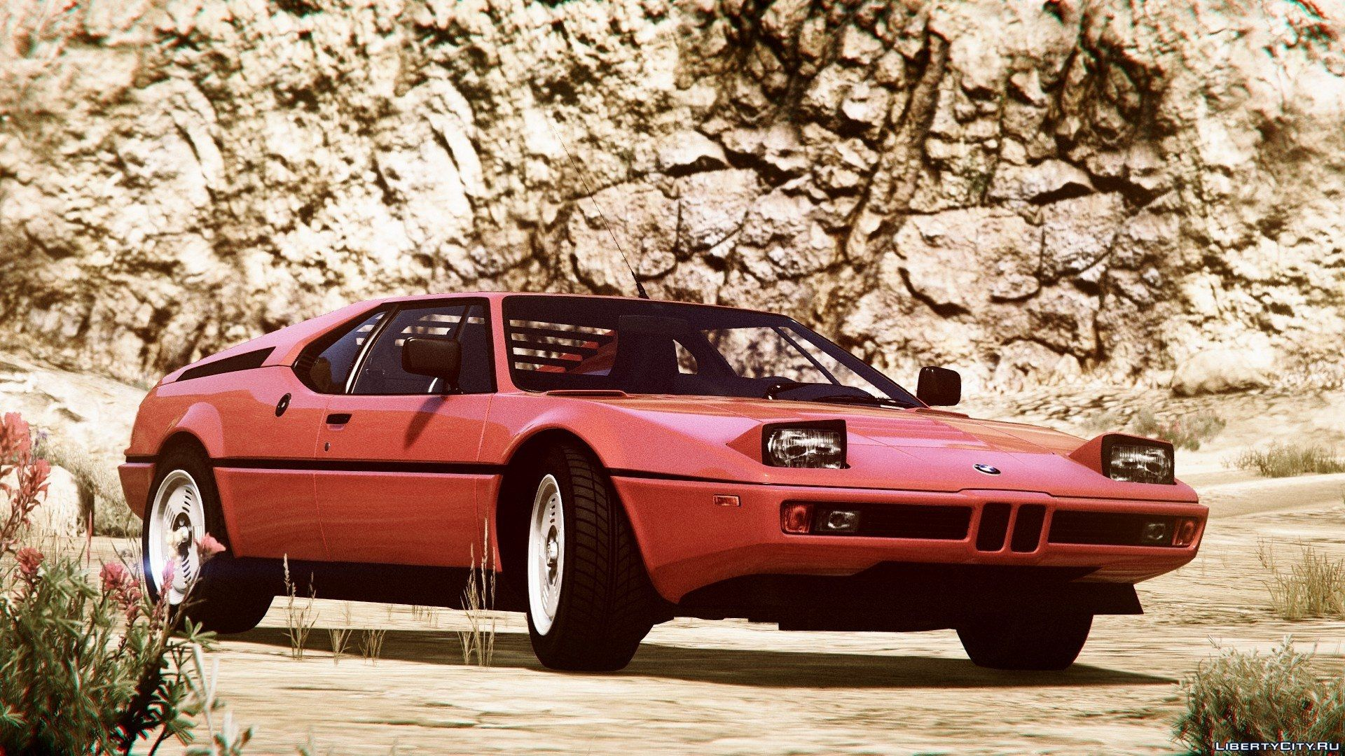 1981 BMW M1 [Replace] for GTA 5