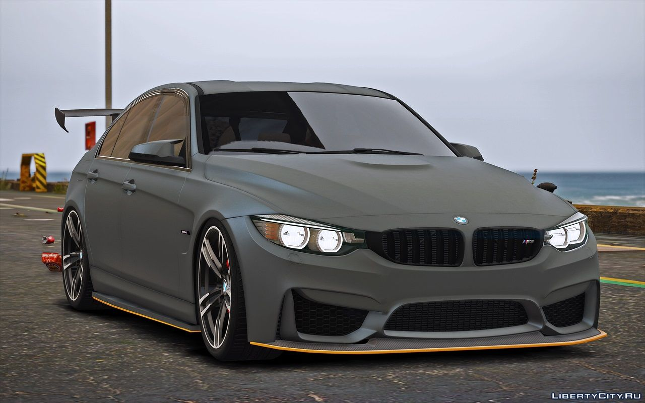 bmw m3 f80 2015 add on replace 1 0 for gta 5. Black Bedroom Furniture Sets. Home Design Ideas