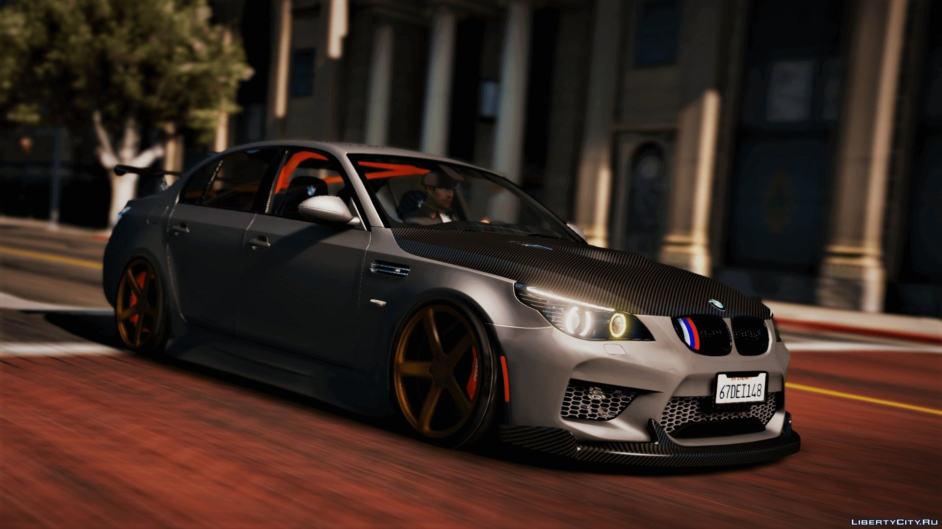 Bmw M5 E60 Crazy Exterior Add On Tuning 1 1 For Gta 5