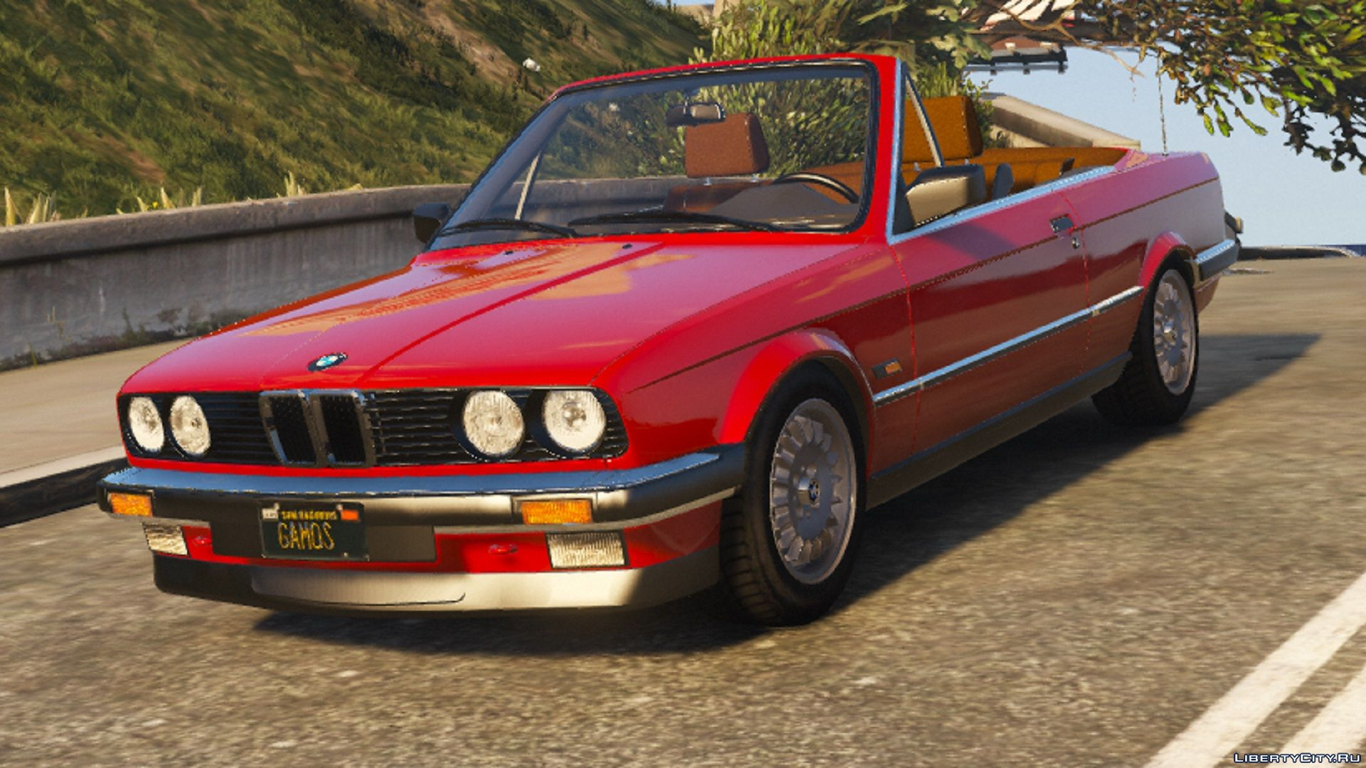 Bmw E30 318i Cabriolet Phase 1 Add On 1 0 For Gta 5