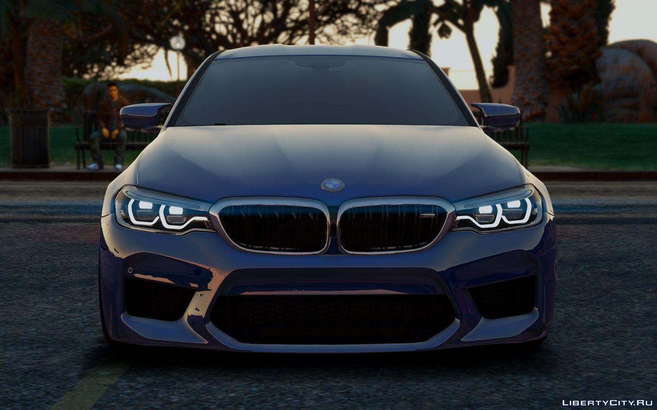 Bmw M5 F90 2018 Libertywalk Stock Add On 2 1 For Gta 5