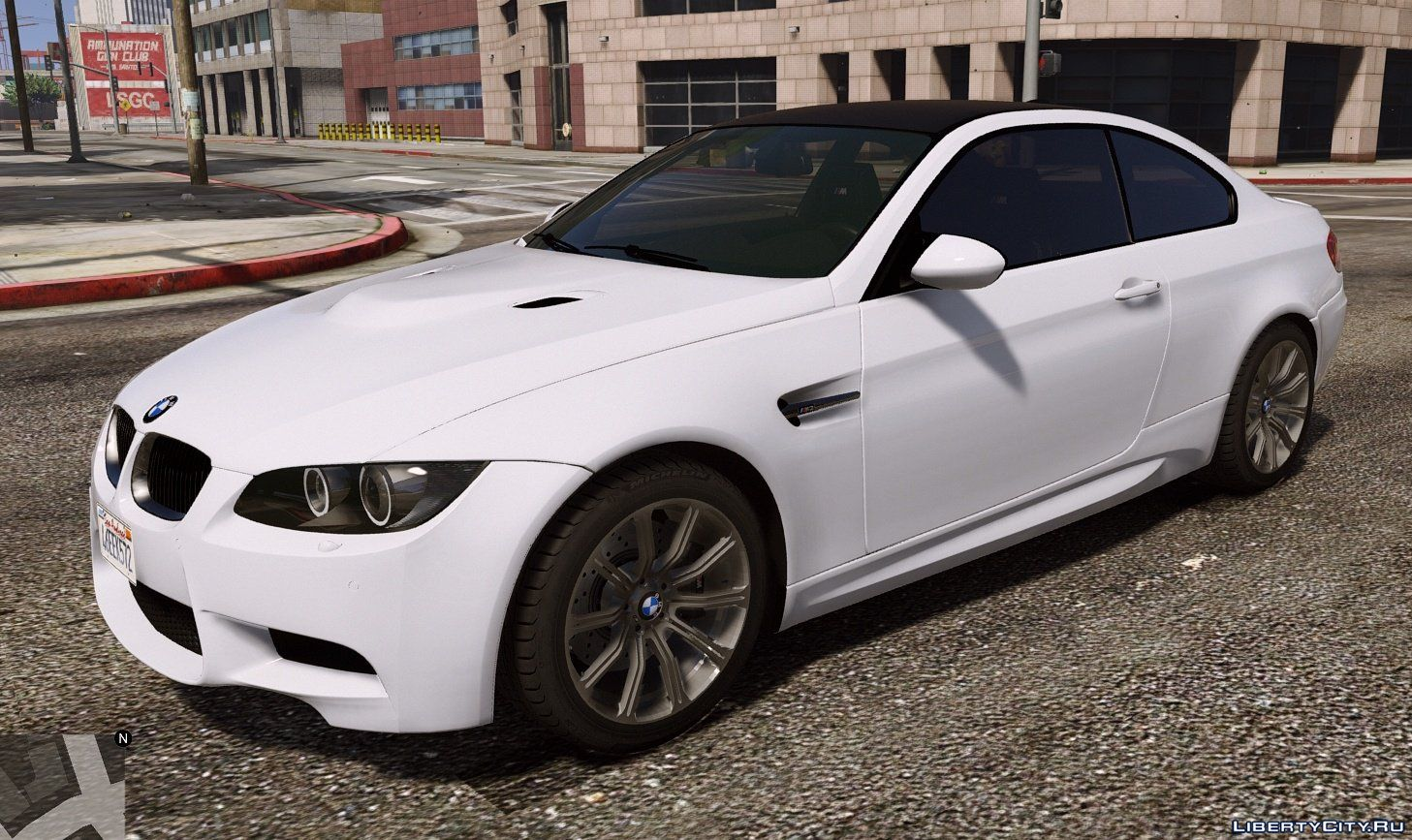 bmw m3 e92 m3 gts add on 2 0 for gta 5. Black Bedroom Furniture Sets. Home Design Ideas