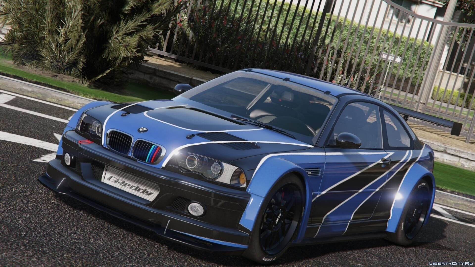 Bmw M3 E46 Gtr Add On 1 0 For Gta 5