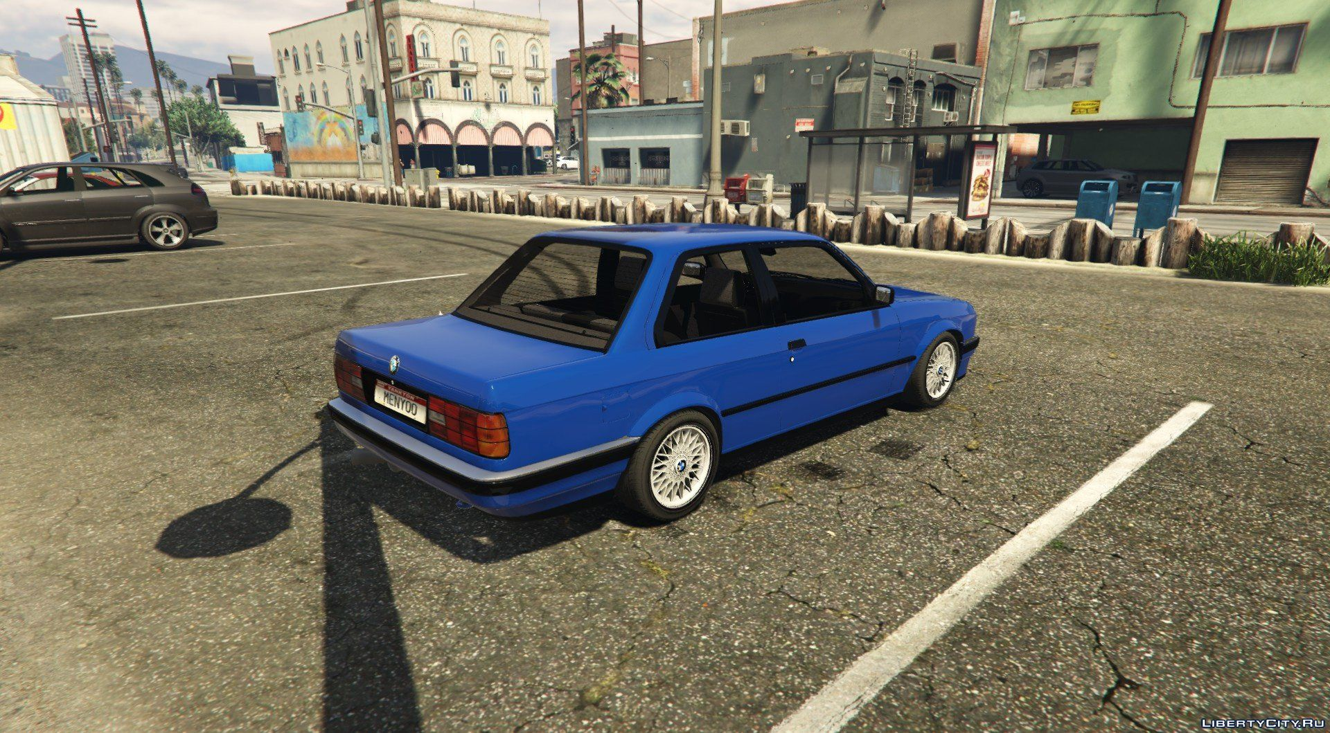 Bmw E30 325i Add On Tuning 1 0 For Gta 5