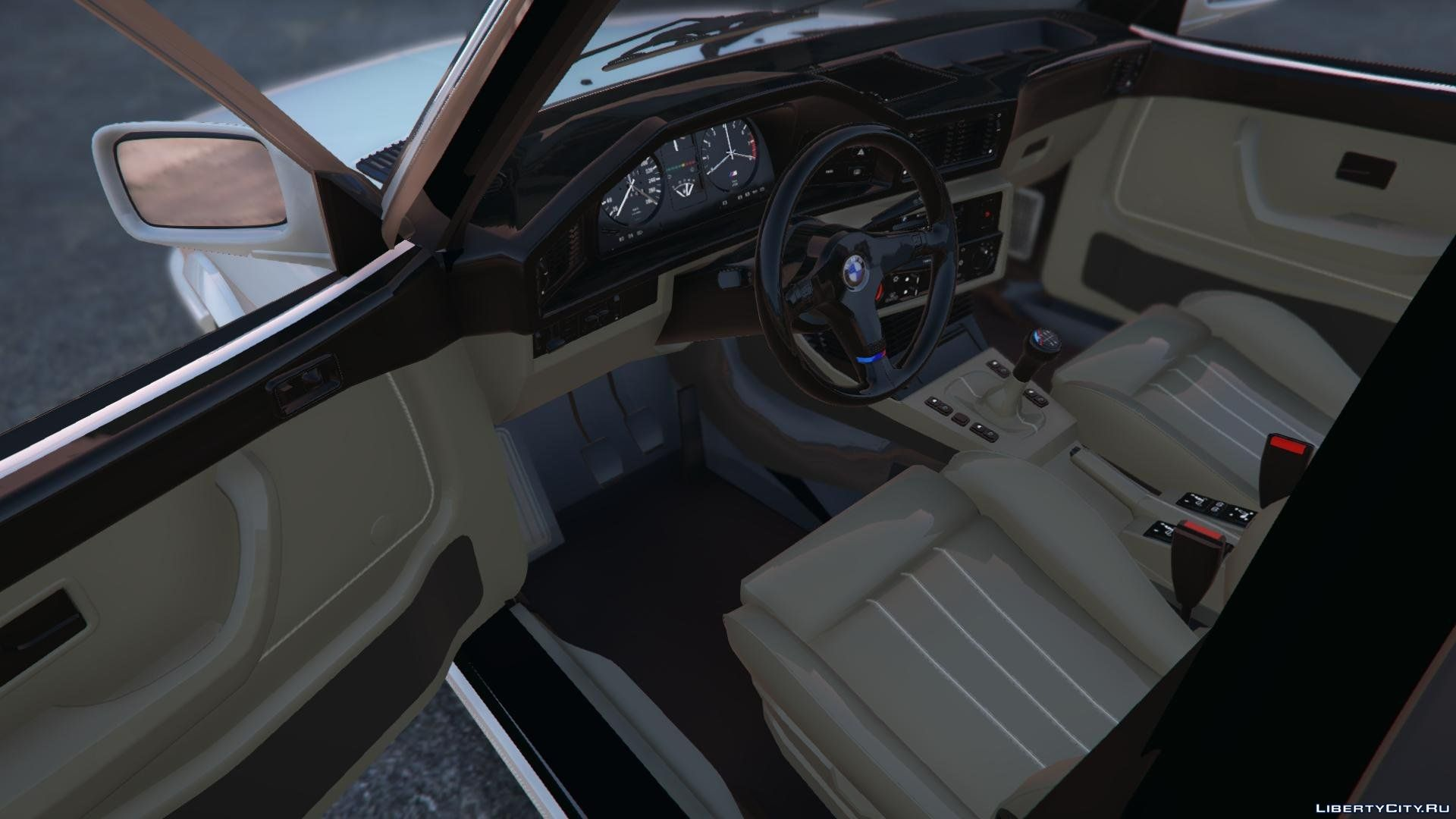 BMW M5 E28 1988 for GTA 5