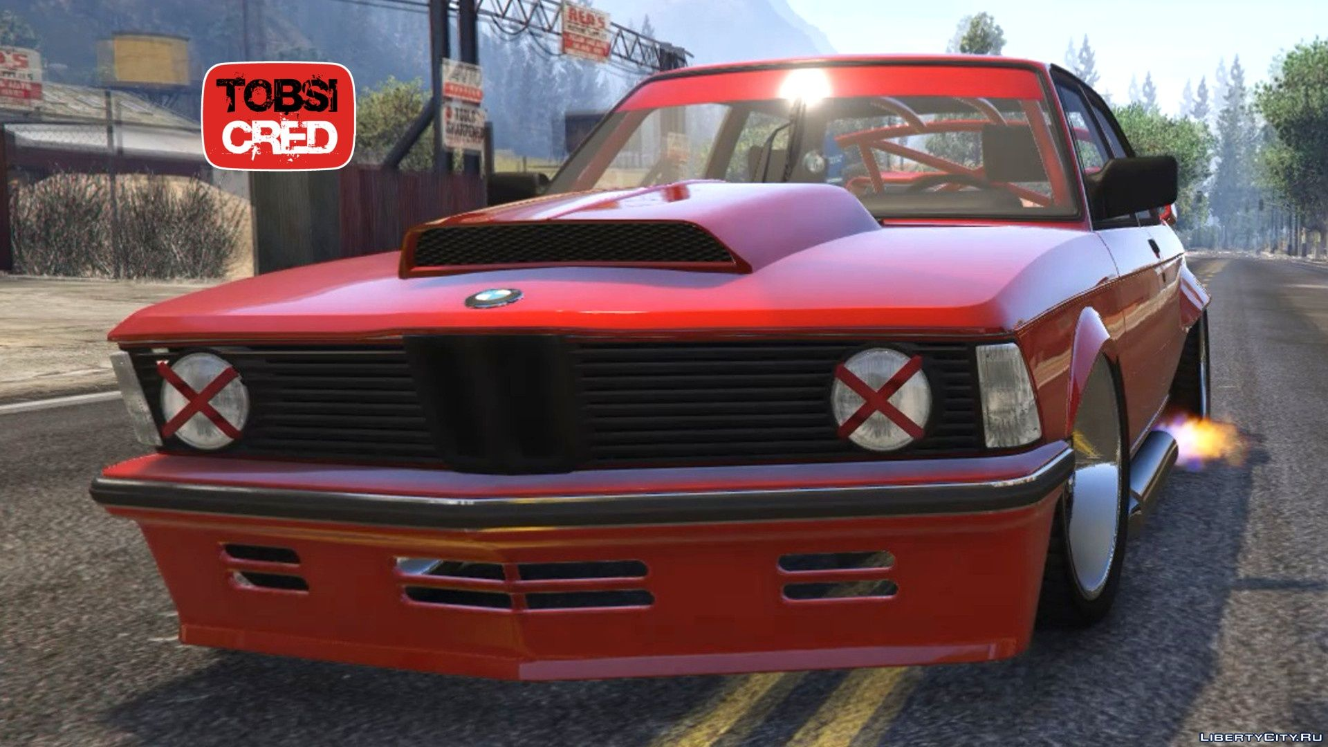 Bmw 316 E21 Tuning Edition Add On Replace Tuning 1 3a For Gta 5