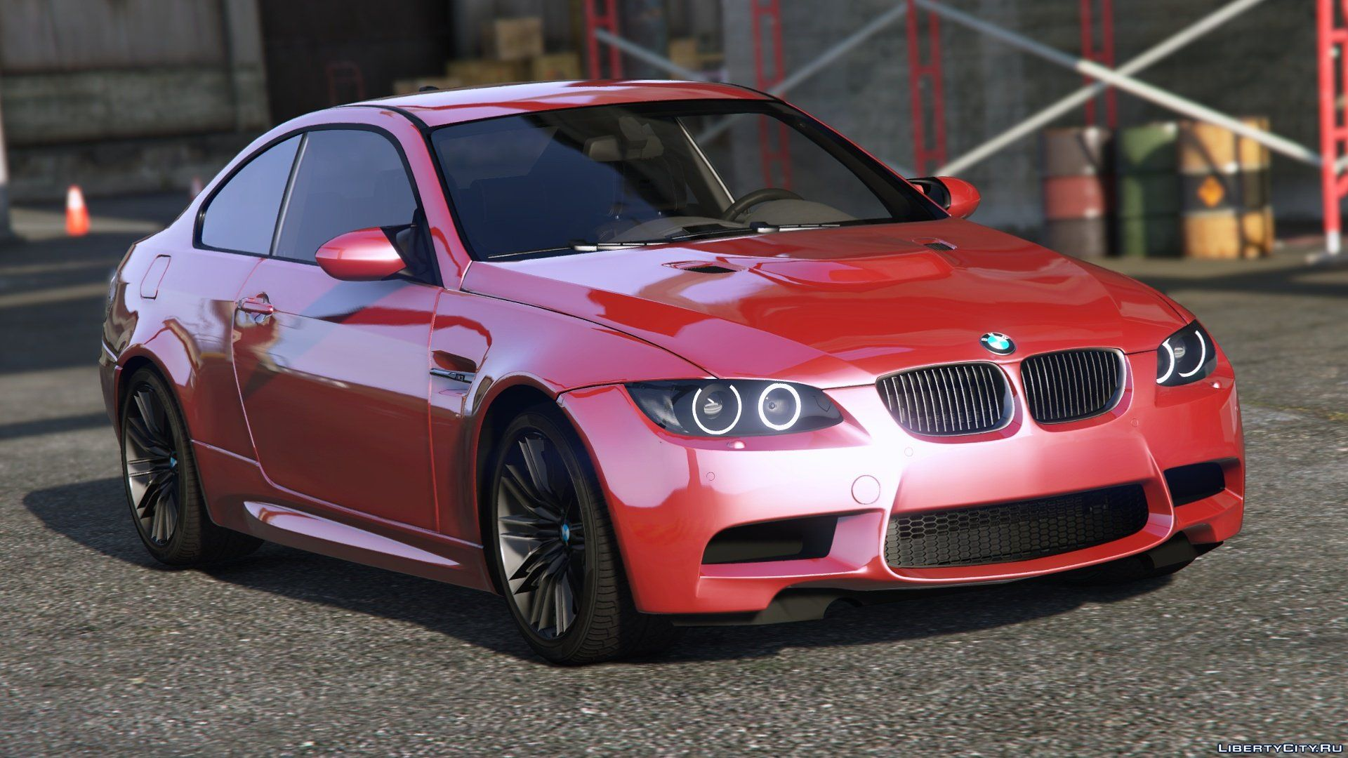 bmw m3 e92 2008 add on replace 1 0 for gta 5. Black Bedroom Furniture Sets. Home Design Ideas