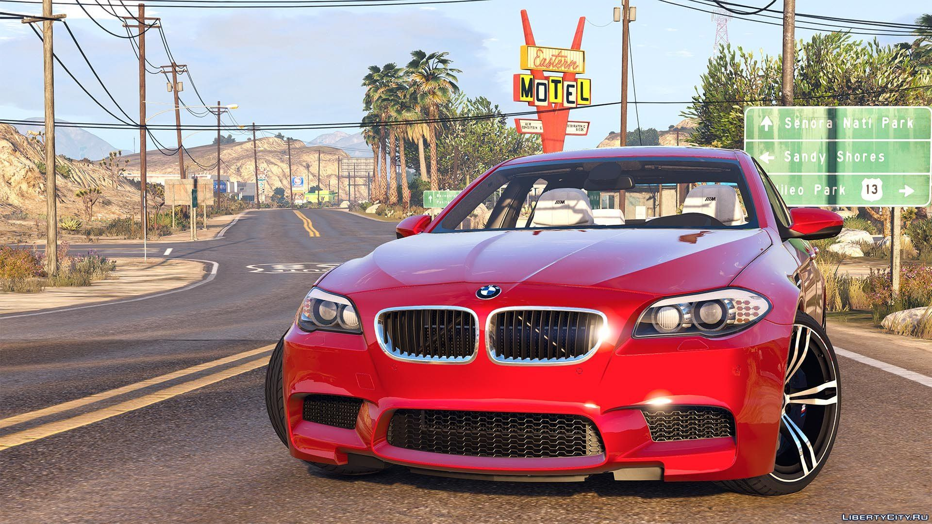 2012 Bmw M5 F10 Add On Replace Tuning Animated 1 1 For Gta 5