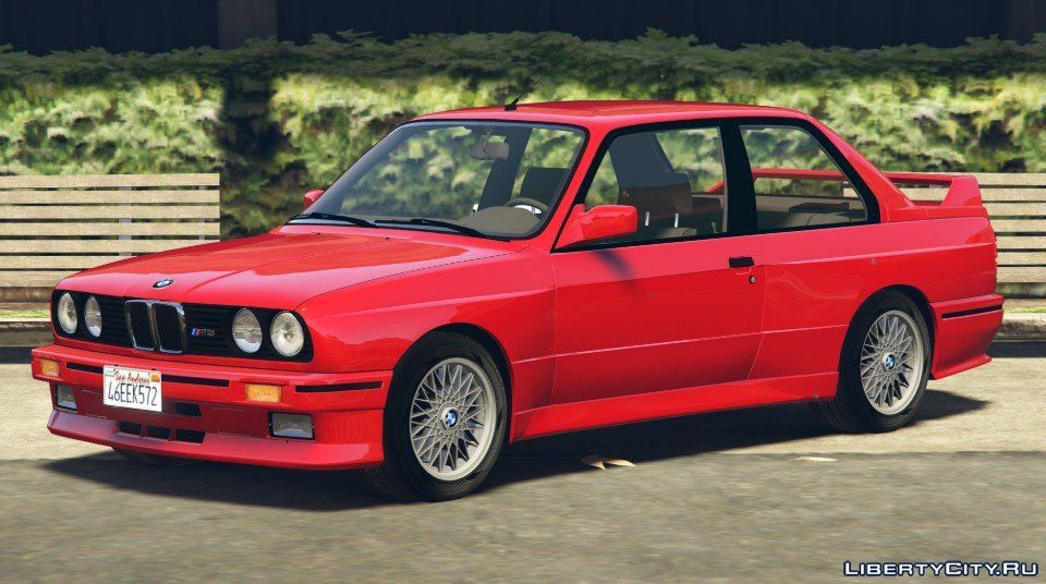 1991 BMW E30 M3 Add-On / Replace  1.5 for GTA 5
